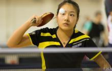 Yu Hua LIU, vainqueur du tableau Dames