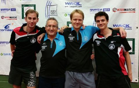 Jean-Etienne, Hervé, Hugo et Maxime