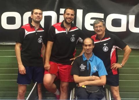Maël, Julien, Bertrand, Jacques