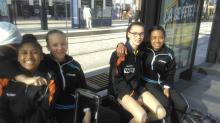Les 4 isséennes partent à la compétition samedi matin