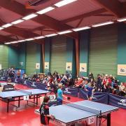 Le tournoi Poussins à Issy